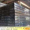 Prix recuit noir de pipe en acier de fer d'Alibaba Chine Q195
