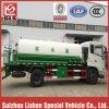De dubbele Vrachtwagen van het Water van de Dieselmotor van de As
