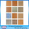 Soundproofing acustico Wooden Board Panel per Ceiling/Wall Decorative