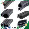 Прокладка уплотнения штрангя-прессовани силикона Китая EPDM/PVC/резиновый