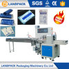使い捨て可能なPEの手袋の水平のパッキング機械低価格の袋のパッキング機械