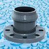 Garnitures de pression de PVC avec la norme de l'articulation PN10 DIN de boucle en caoutchouc