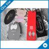 Gedruckte Papierkleid-Pappmarkenname-UVmarken, die Kennsatz-Marke für Kleid kleiden