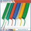 La Chine Fabricant PU spirale bobine flexible d'alimentation