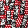 100%Фланель ткань для Sleepwears печатной платы и пижама или брюки