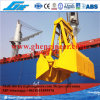 15t de carga a granel Clamshell hidráulica eléctrico Grab BV