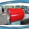 A cor de Dx51d PPGI/Gi revestiu a bobina de aço a bobina Prepainted do ferro