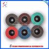 Volet abrasif pour disque volet abrasif de produits métalliques de disques