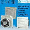 Marché de Moyen-Orient bon vendant le ventilateur électrique industriel en plastique thermodurique d'échange d'air de produits avec le filtre (LFB5000)