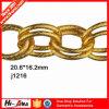 高度装置の最上質の真鍮の鎖
