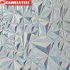 Lamine di metallo ondulate del reticolo della fabbrica della Cina