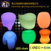 재충전용 점화 의자 LED 가구 LED 발판