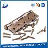 ドアヒンジを押すステンレス鋼の精密CNCの金属
