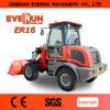 Тип малый затяжелитель Qingdao Everun Er16 Moving начала с электрической кабиной роскоши кнюппеля