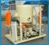 Macchina a tre fasi del purificatore di petrolio della turbina di vuoto di filtrazione