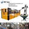 Espulsione di plastica dello stampaggio mediante soffiatura della bottiglia di acqua dell'animale domestico dell'HDPE che salta modellatura facendo macchina