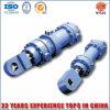 Double cylindre hydraulique temporaire pour des machines de tailles importantes