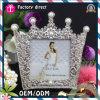 帝国王冠デザインラインストーン映像の写真フレーム