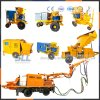 Mini Concrete Pump - Shotcrete Pump Machineryの提供
