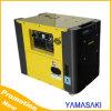 Молчком-Тип генератор одиночной фазы Tc6500sex дизеля