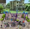 Kaiqi Media-fêz sob medida Highquality Climbing System Set para Adventure Playground de Children (KQ50114A)