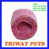 Bases coralinas cómodas suaves del gato del terciopelo (WY1610111-2A/C)