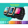 Ios Android二重Core ROM 4GB Touch ScreenのインターネットSmartwatchのためのAndorid GPS WiFi Bluetooth Smart Watch U18