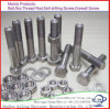 Fabrik-direkte Zubehör-Hexagon-Schraube, Kohlenstoffstahl, verschiedene Größen zum zu wählen, ASTM A325 Stahlkonstruktion-Schraube