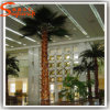Guangzhou Fabricante decoración de interior artificial Palmera