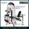 Precio competitivo/enrollamiento de pierna asentado máquina de /Strength del equipo de la gimnasia Bk-013