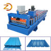 Máquina de producción de tejas de acero