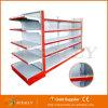La estantería conveniente tasada usada de la góndola del supermercado del almacén atormenta el estante