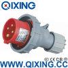 Qixing 기업 플러그 400V 16A 4p 6h