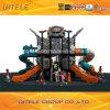 Космического корабля II для установки вне помещений детская игровая площадка оборудования (2015SPII-06501)