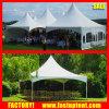 tenda della festa nuziale del culmine del quadrato dell'alluminio di 6m o di esagono di 12m