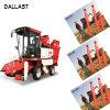 Customized tipo pistão do cilindro do óleo hidráulico de dupla ação para caminhões agrícolas