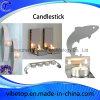 Garten-Fußboden-Kerze-Halter-Bildschirmanzeige