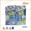 Dreifaches Blatt-Edelstahl-Blatt-wegwerfbares Rasierrasiermesser (LV-3264)