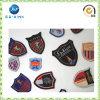 Горячая митра сбывания складывая сплетенное вспомогательное оборудование ярлыка/одежды значка (JP-CL033)