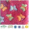 Tessuto di corallo lavorato a maglia del panno morbido con il disegno della stampa