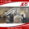 Full grande Automatiuc Baling Press Widely Used en Recycling Industry