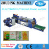 Halb automatischer Papierbeutel, der Maschine herstellt