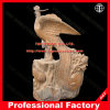Phoenix Animal Statue Marble Sculpture per il giardino Decoration