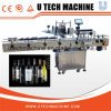 De enige Zij Automatische Machine van de Etikettering van de Sticker van de Fles van het Glas (mpc-DS)