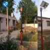 6W éclairage solaire de mur du jardin DEL avec à télécommande