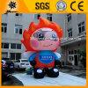 Mascote inflável grande feita sob encomenda do fogo (BMCD50)