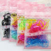 Kids Fashion Colorful High Tensile TPU Rubber Elastic Hairbands (JE1587)