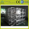 Großhandelsquadratischer schraubenartiger Aluminiumbinder für hängende Lichter