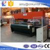Recorrido de alimentación auto de la banda transportadora prensa que corta con tintas principal