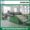 Machine de découpage en aluminium pour la coupure à la ligne de longueur